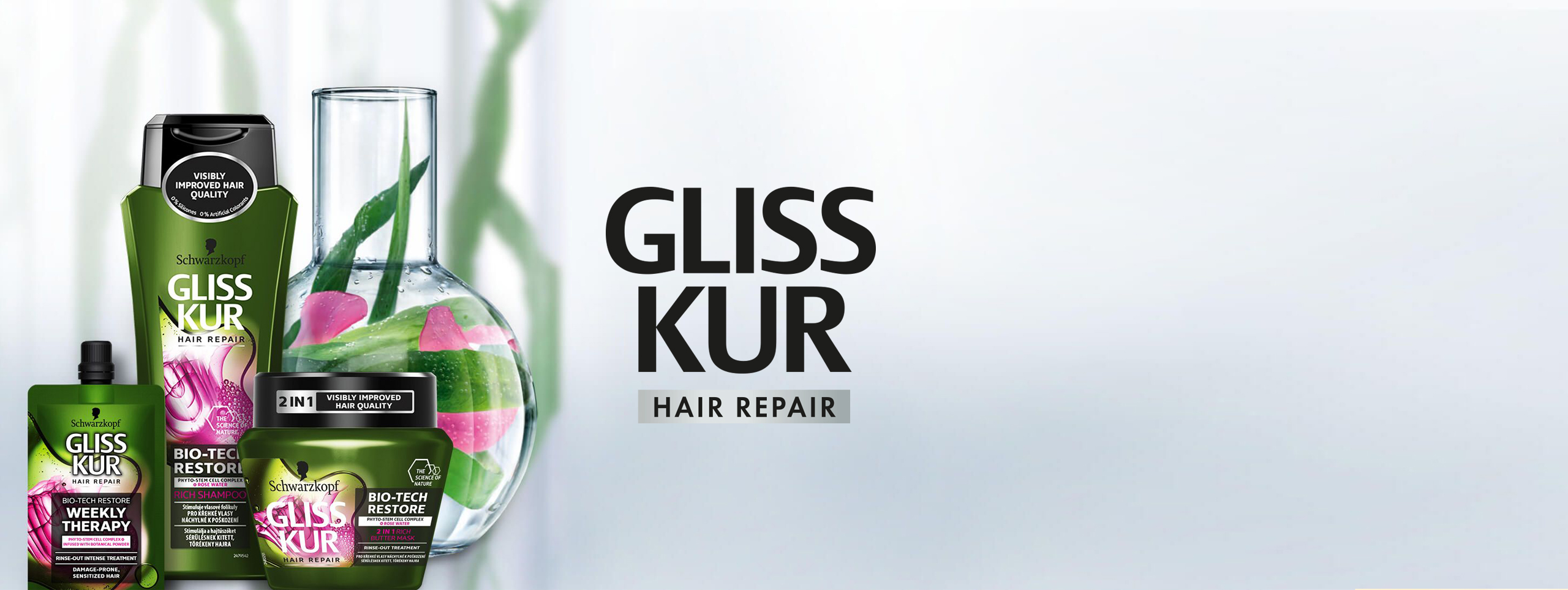 Gliss Kur - Bio-Tech Restore