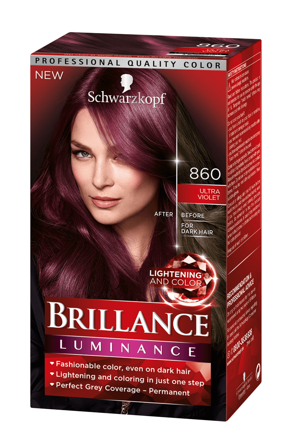 Brillance Luminance - 860 Ibolya