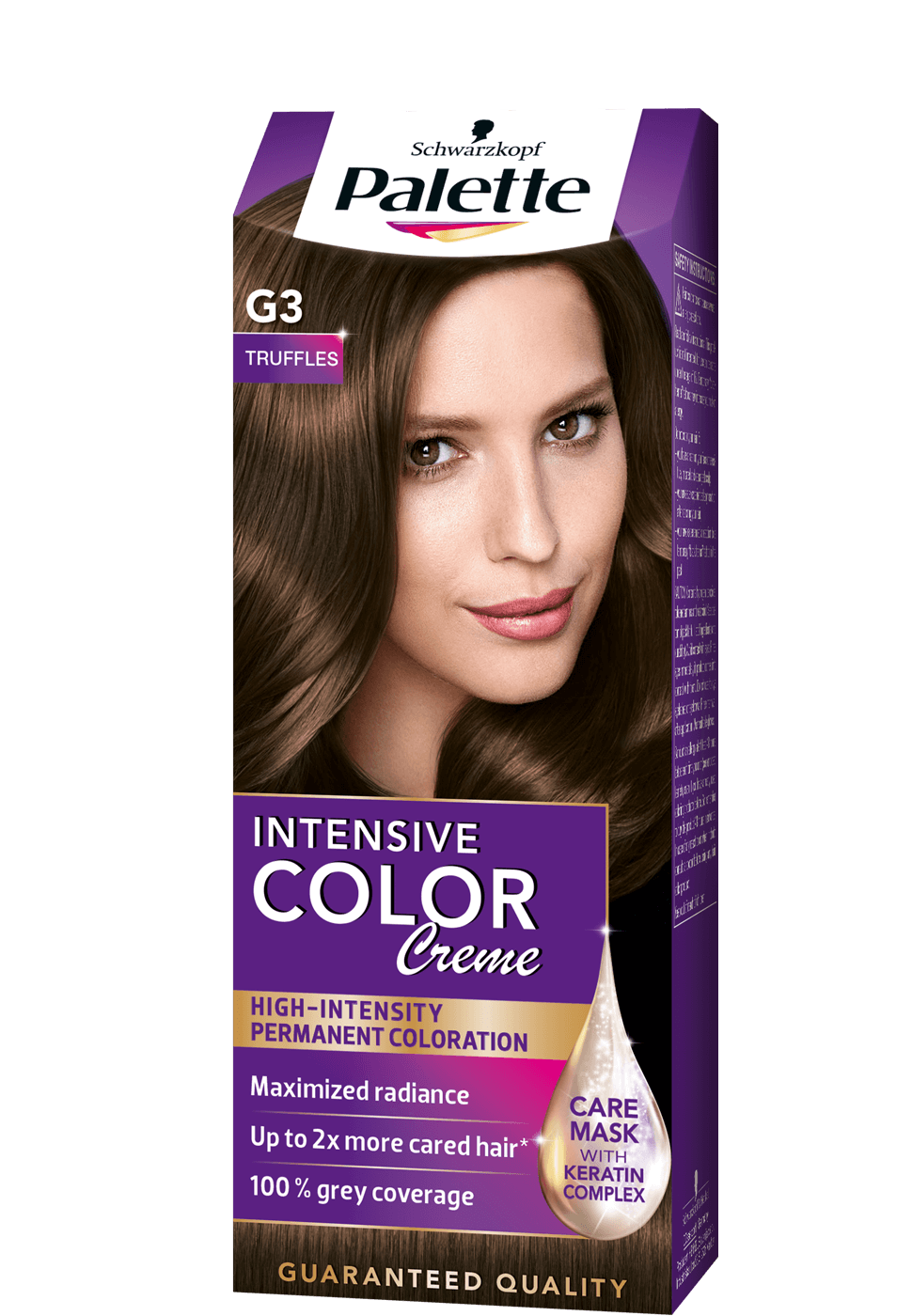 Intense Color Creme G3 - Trüffel