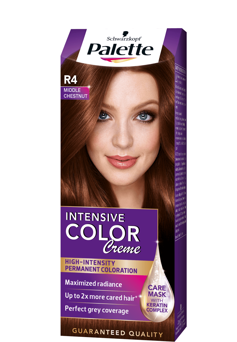 Intense Color Creme R4 - Gesztenye