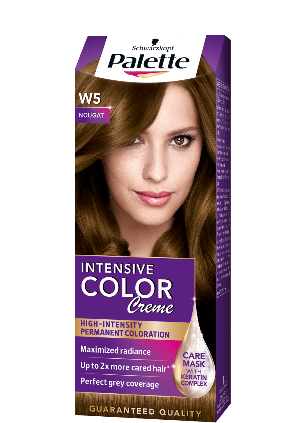 Intense Color Creme W5 - Nugát