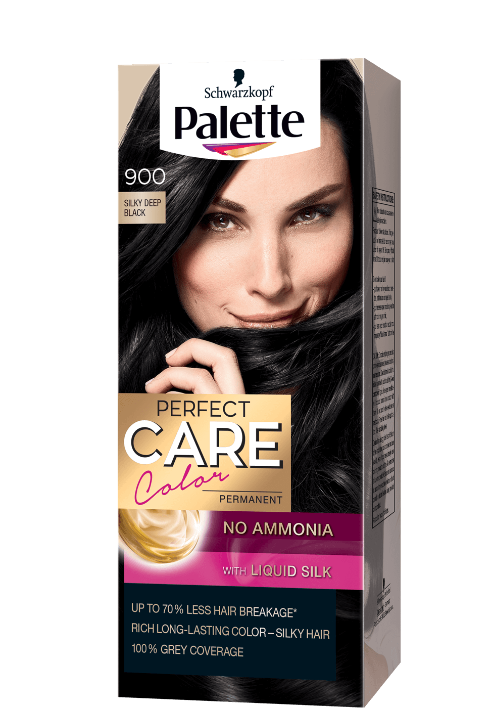 Perfect Care Color 900 - Selymes mélyfekete