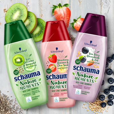 Schauma - Nature Moment Haj Smoothie