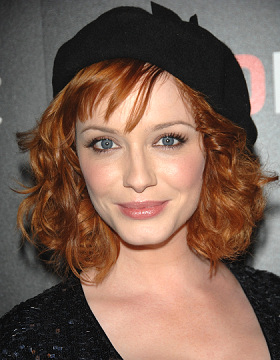 Christina Hendricks aus Mad Men